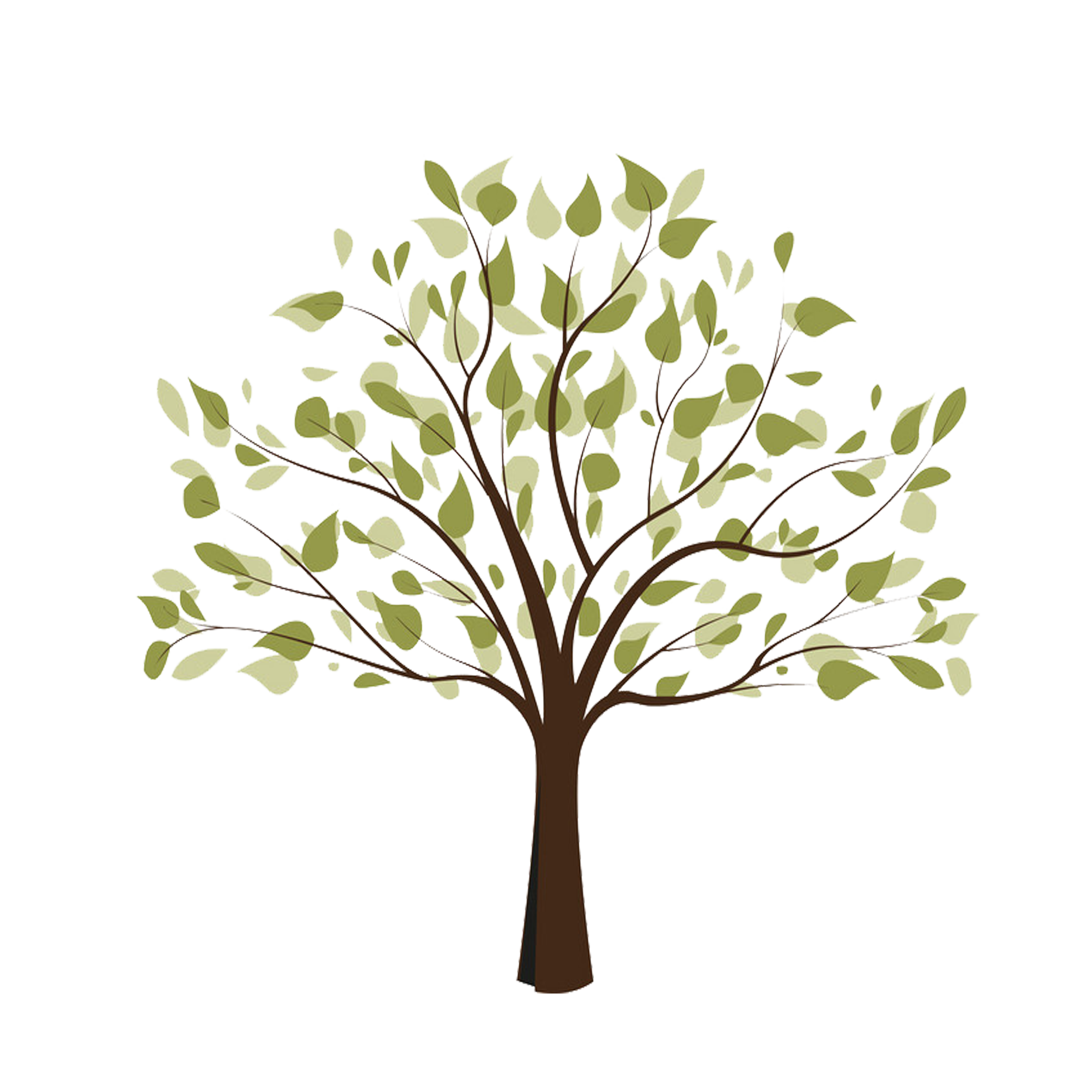Tree of life free clipart transparent library Tree of life Free content Clip art - Cartoon trees 2362*2362 ... transparent library