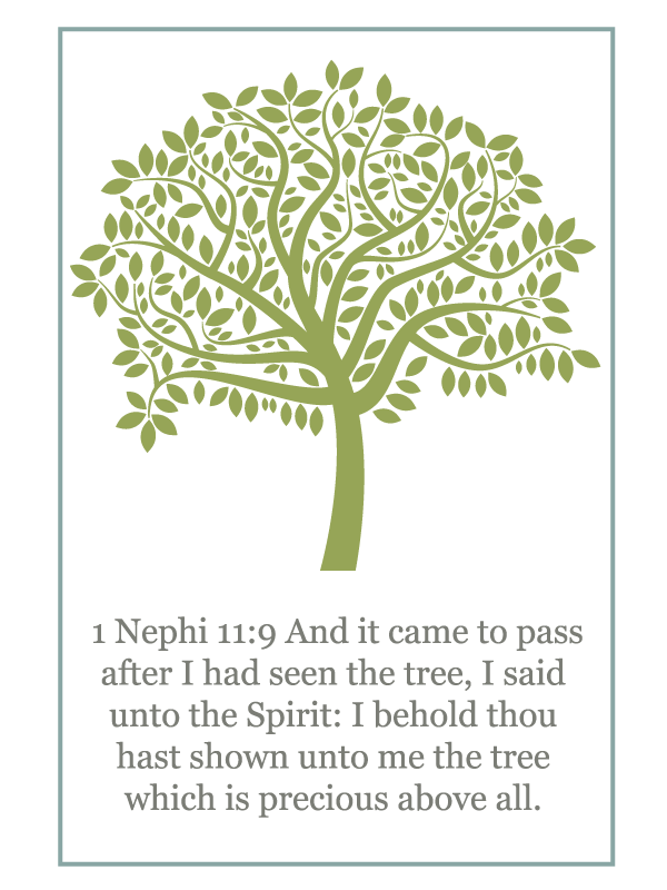 Tree of life lds clipart svg black and white stock Primary Manual 4: Lesson 4, The Tree of Life | Pinterest | Free ... svg black and white stock