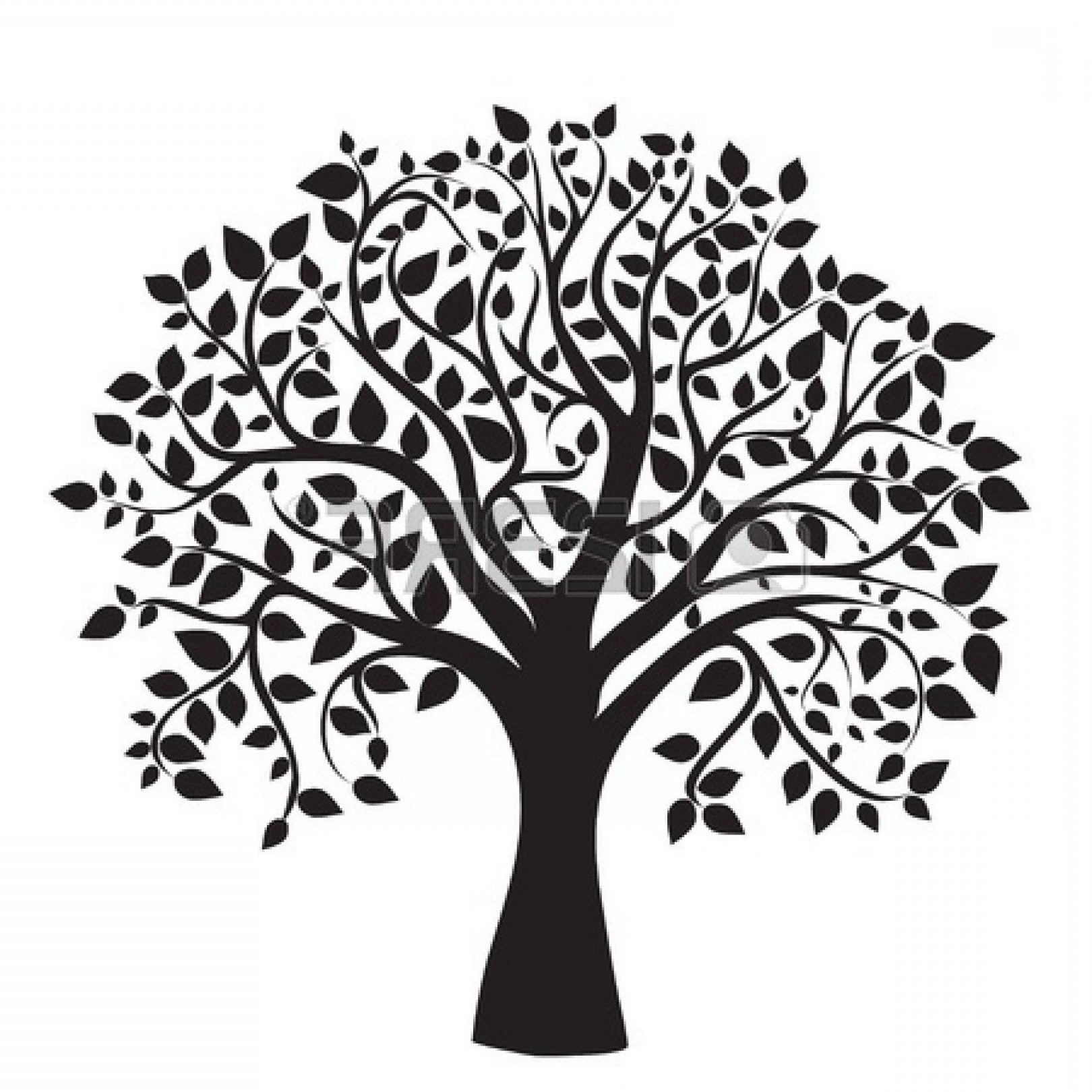 Tree of life silhouette clipart png freeuse library Free Clipart Images Tree Of Life | SOIDERGI png freeuse library
