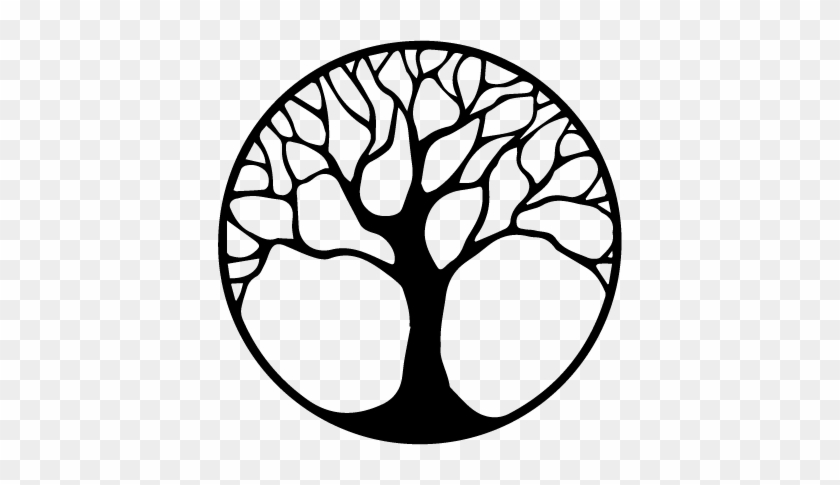 Tree of life silhouette clipart black and white download Shop - Tree Of Life Silhouette - Free Transparent PNG ... black and white download