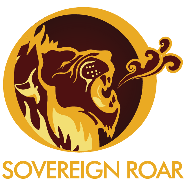 Sovereign Roar | Proclaiming Jesus in the Global Marketplace graphic library stock