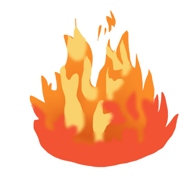 Tree on fire clipart clip art stock Fire | Free Images at Clker.com - vector clip art online, royalty ... clip art stock