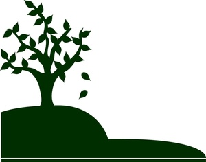 Tree on hill black and white far away clipart picture library Hill Clipart Black And White | Free download best Hill ... picture library