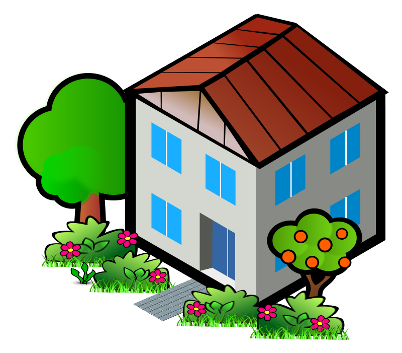 Housing House Clip art - Cot Cliparts 800*701 transprent Png Free ... clip art freeuse download