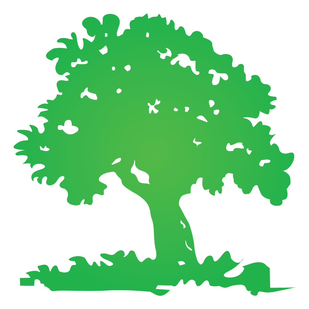 Tree pruning clipart vector freeuse Hamm's Arborcare | Tree Service vector freeuse
