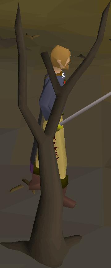 Tree sapling clipart png freeuse download Dead tree | Old School RuneScape Wiki | FANDOM powered by Wikia png freeuse download