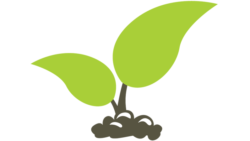 Tree seedling clipart svg royalty free library Direct Support svg royalty free library
