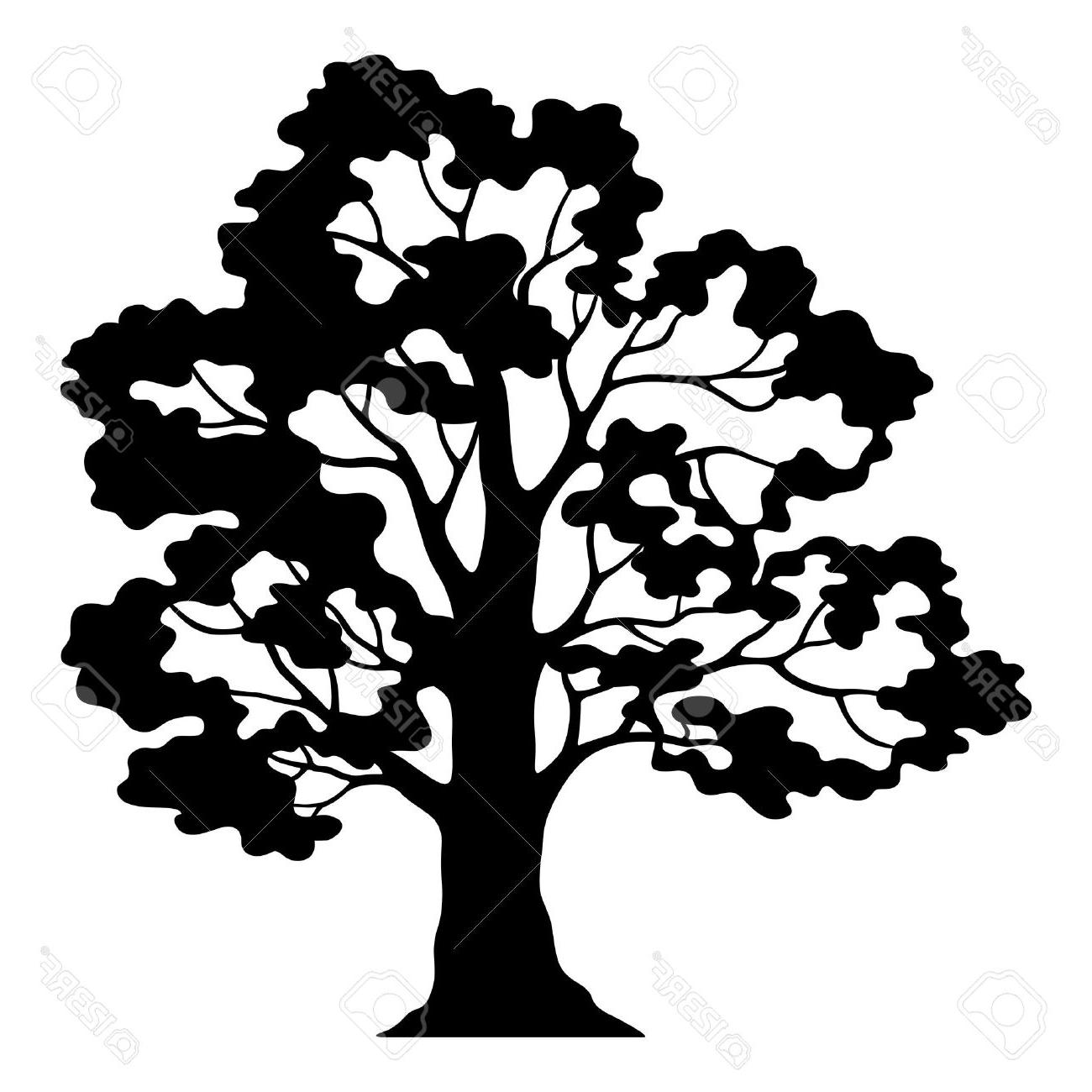 Tree silhouette clipart free graphic freeuse library Tree Silhouette Clipart | Free download best Tree Silhouette ... graphic freeuse library