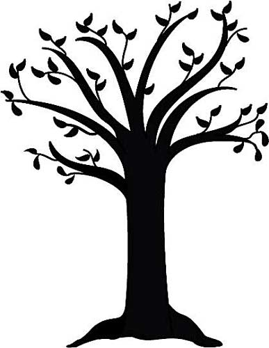Tree silhouette clipart free png freeuse Free Free Tree Silhouette, Download Free Clip Art, Free Clip ... png freeuse