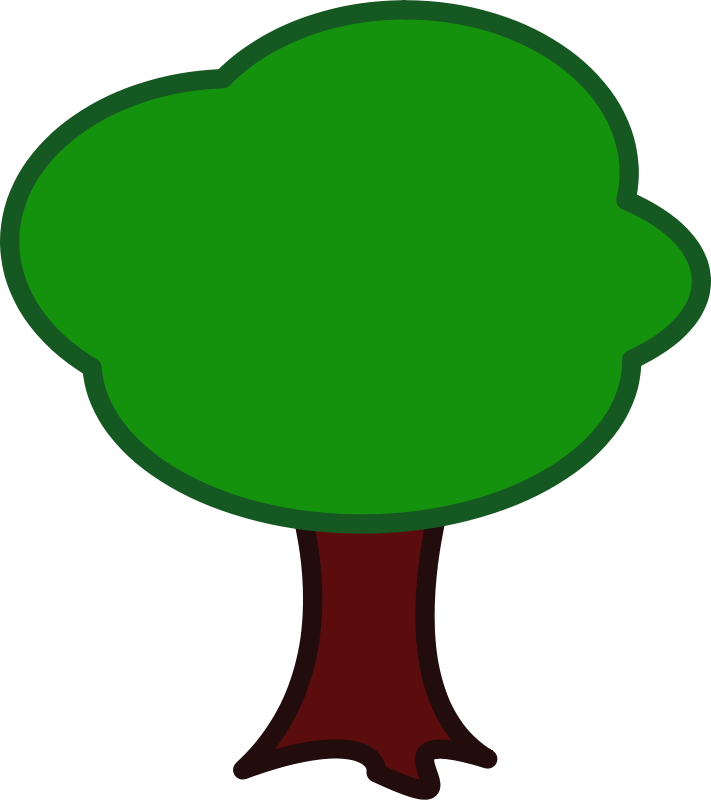 Free Clipart: Tree | PeterM png freeuse library