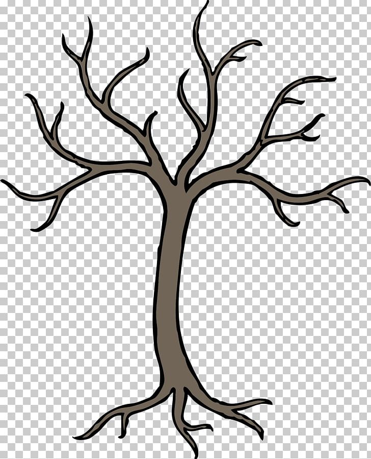 Branch Tree Trunk PNG, Clipart, Antler, Artwork, Black And ... picture