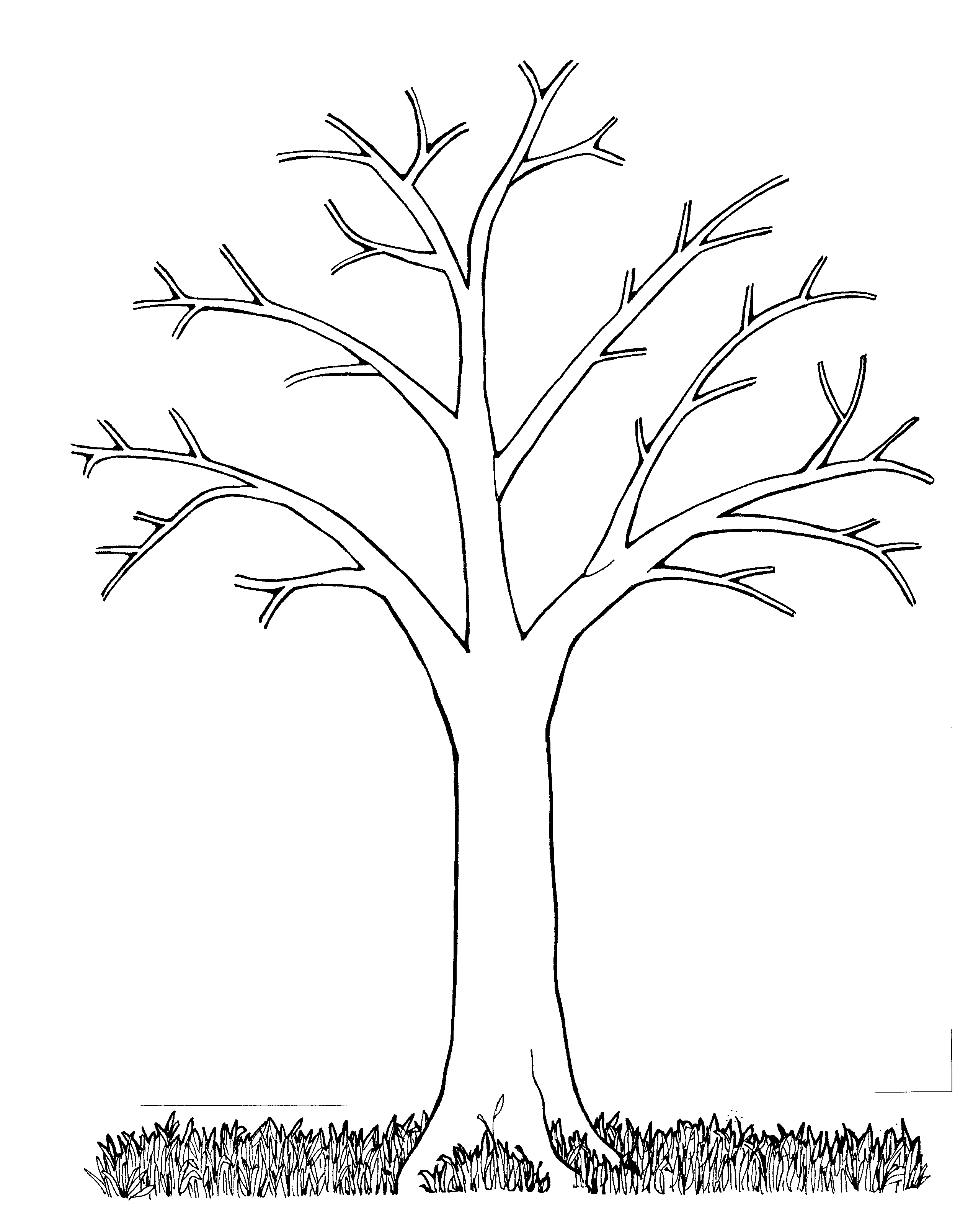 Free Tree Trunk Clipart Black And White, Download Free Clip ... free library
