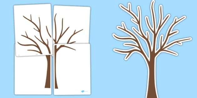 Tree trunk clipart space for a vocabulary word clipart download Large Tree Cut-Out - large tree, tree, outline, cut out, display clipart download