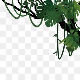 Tree vines clipart vector transparent library Tree Vines Png, Vector, PSD, and Clipart With Transparent ... vector transparent library
