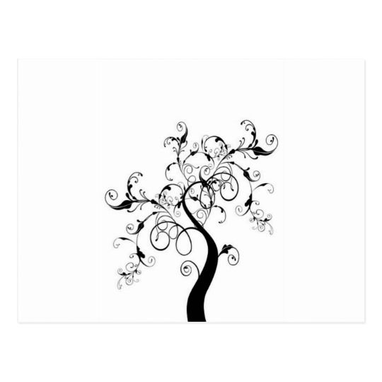 Tree with 8 hearts on it black and white clipart picture free library 17 Best ideas about Black And White Tree on Pinterest | Black and ... picture free library