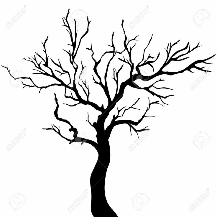 Tree with 8 hearts on it black and white clipart clipart library stock 17 Best ideas about Tree Silhouette on Pinterest | Tree silhouette ... clipart library stock