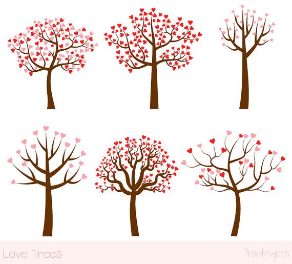 Tree with 8 hearts on it black and white clipart download 17 Best ideas about Tree Clipart on Pinterest | Clip art, Tree of ... download