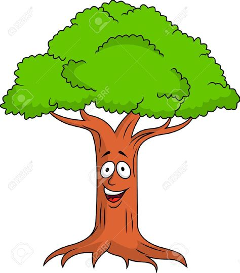 Tree with a face clipart clipart transparent stock Png Tree Clipart Clipground, Cartoon Tree - Pillow clipart transparent stock