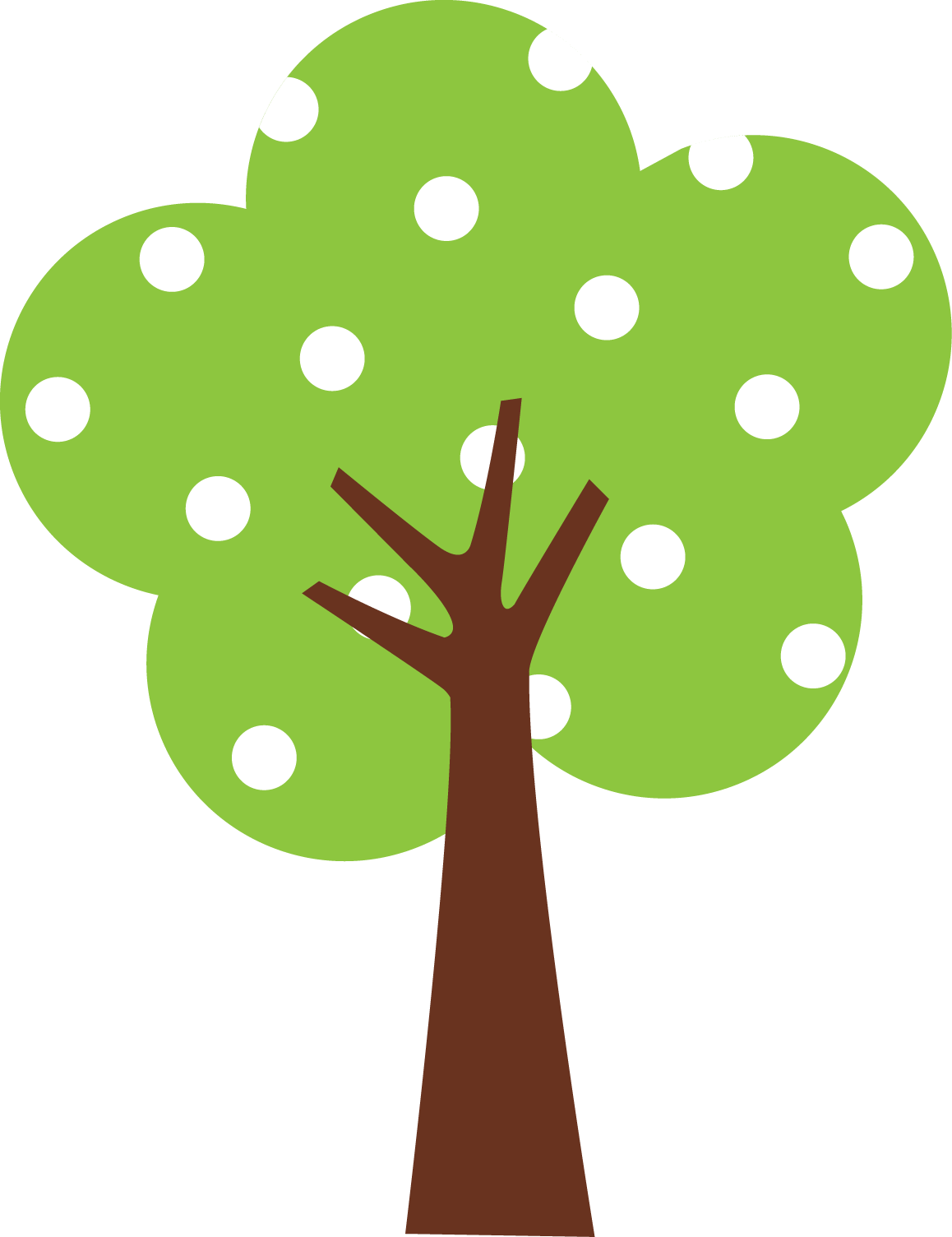 Tree with birds clipart png freeuse library Photo by @daniellemoraesfalcao - Minus | stromy | Pinterest | Clip ... png freeuse library
