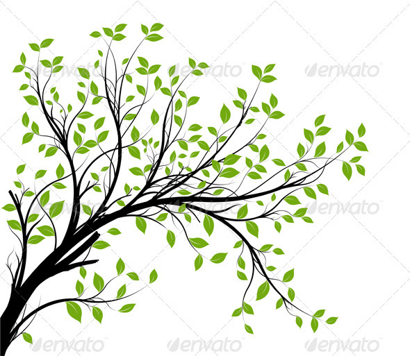 Tree with branch clipart picture royalty free Tree branches clip art free - ClipartFest picture royalty free