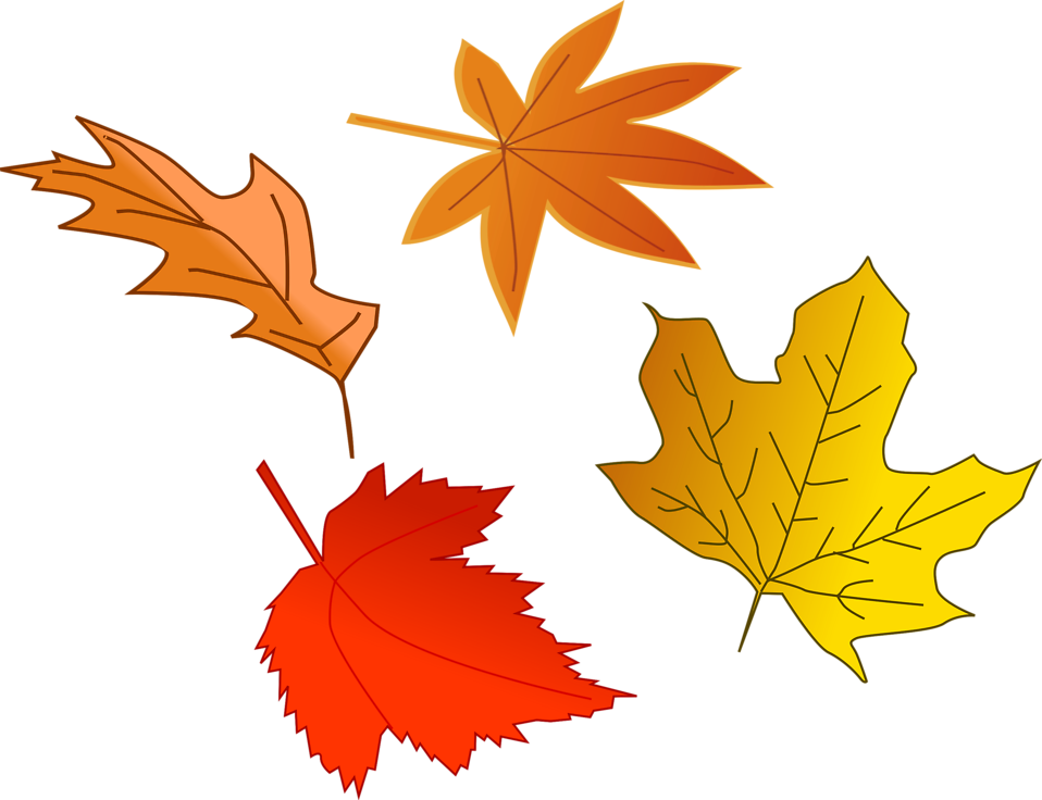 Tree with falling leaves clipart image library stock Leaf Autumn | Free Stock Photo | Illustration of colorful autumn ... image library stock