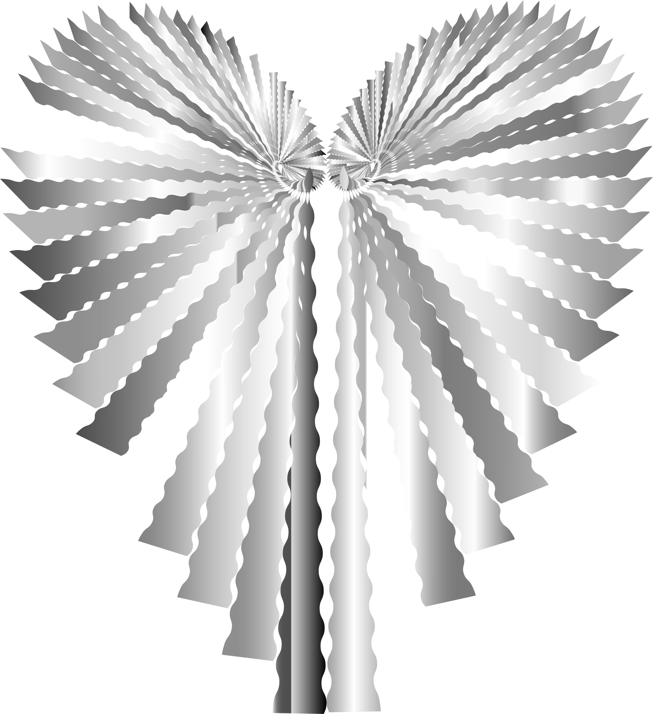 White heart clipart no background graphic library Clipart - Prismatic Abstract Heart 3 No Background graphic library