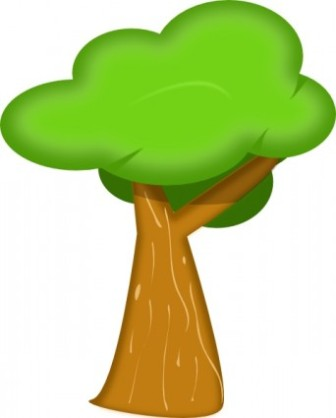 Tree with lawn clipart stock Tree with lawn clipart - ClipartFest stock