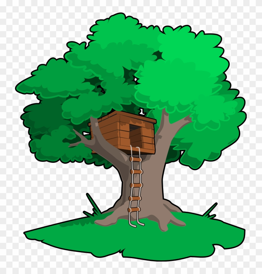 Tree with magic hole clipart banner library Free To Use Public Domain Tree House Clip Art - Magic Tree ... banner library