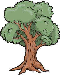 Tree with magic hole clipart vector freeuse download Activities inspired by Faraway Tree by Enid Blyton | Drawing ... vector freeuse download