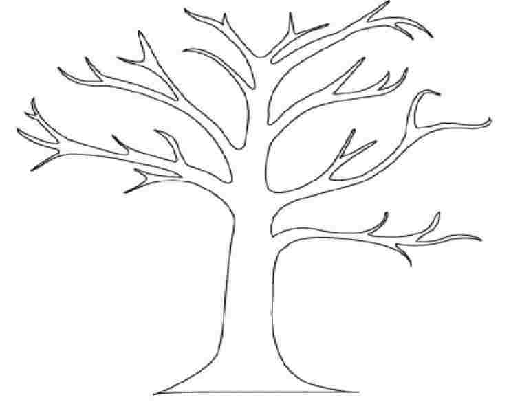 Tree with no leaves clipart black and white clip art library stock Tree clipart black and white no leaves 4 » Clipart Station clip art library stock