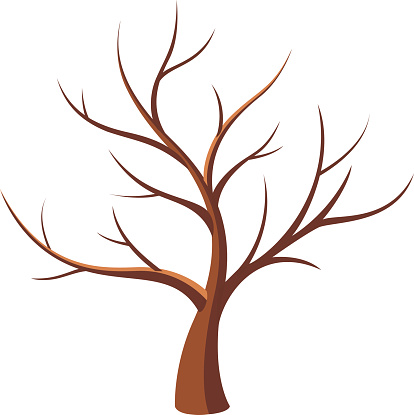 Tree Without Leaves Clipart | Free download best Tree ... graphic transparent stock