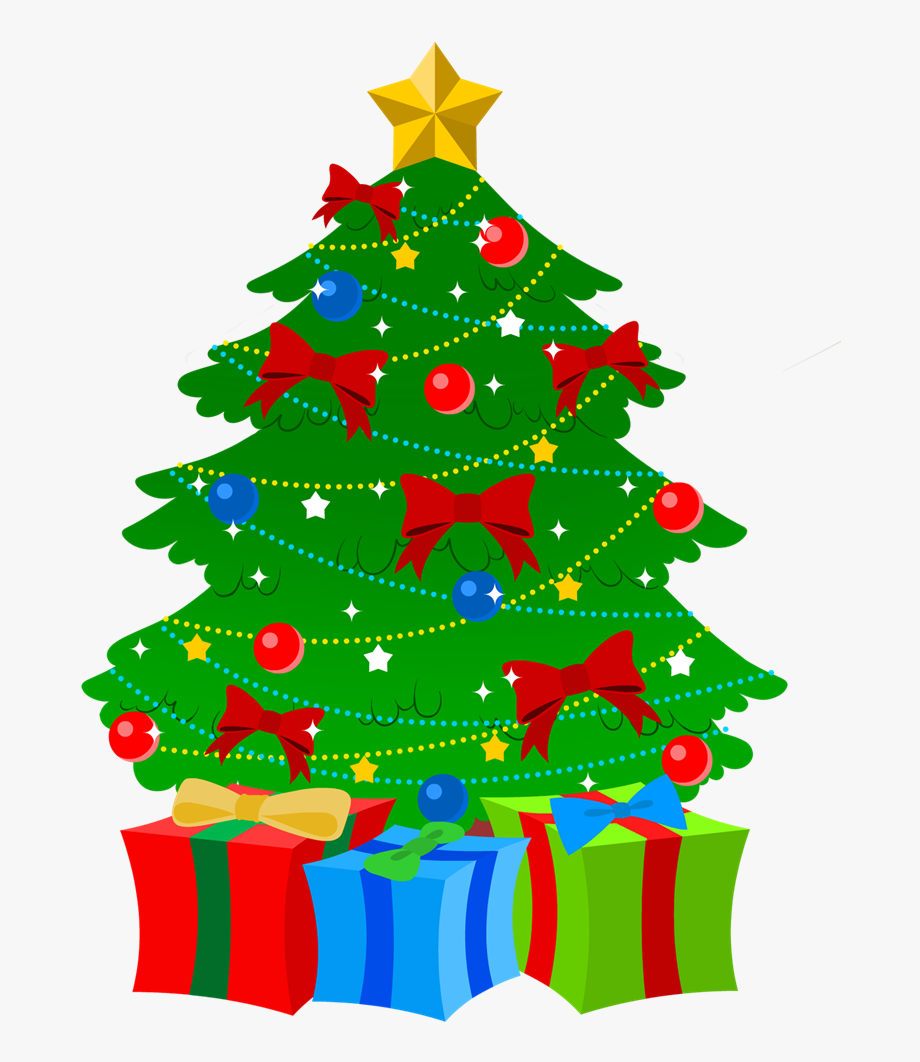 Christmas Tree Clip Art Tree Clipart - Christmas Tree Clip ... picture free library