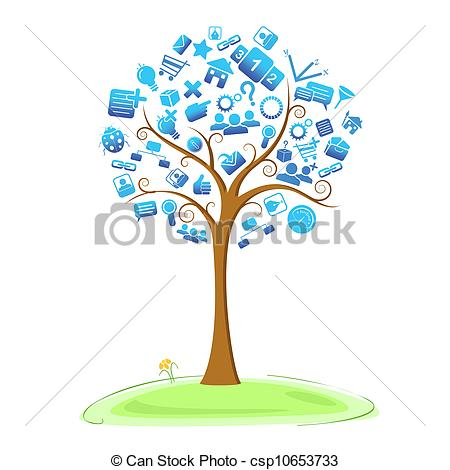 Tree with technology clipart banner download Technology tree Illustrations and Clipart. 10,745 Technology tree ... banner download