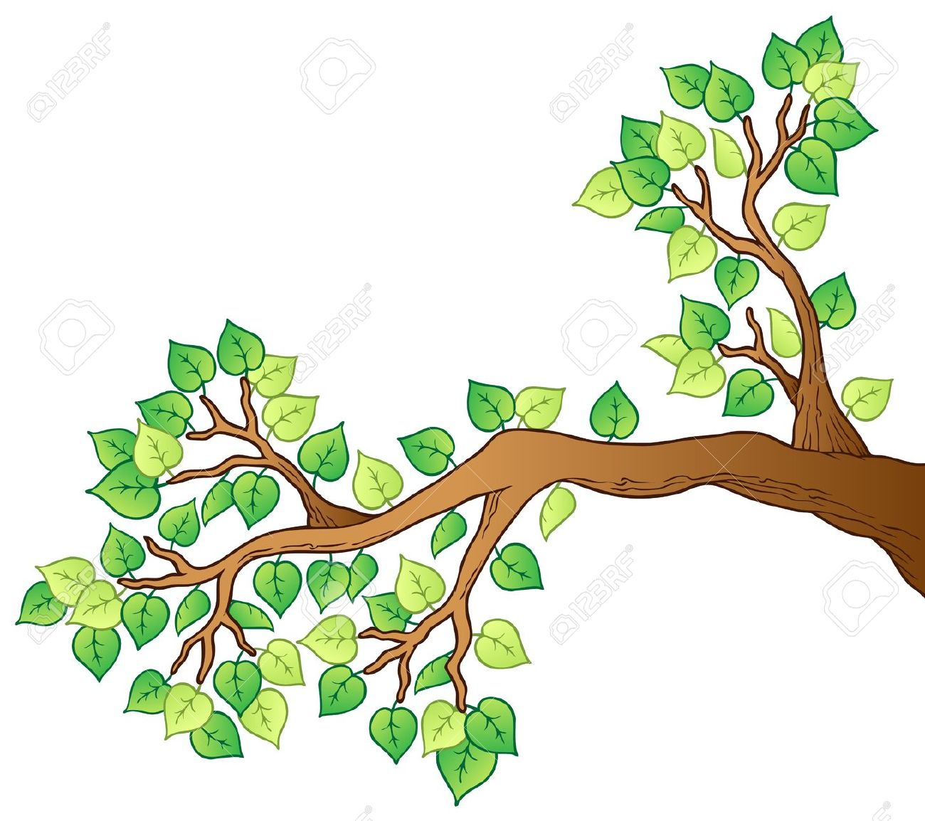 Tree with tree branches clipart clip transparent library Tree Branch Clip Art & Tree Branch Clip Art Clip Art Images ... clip transparent library