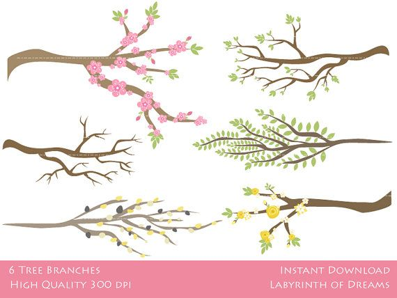 Tree with tree branches clipart clip royalty free Tree with tree branches clipart - ClipartFest clip royalty free