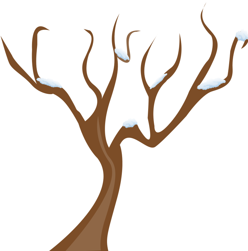 Clipart tree branches image freeuse Free Tree Clipart - Animations of Trees image freeuse