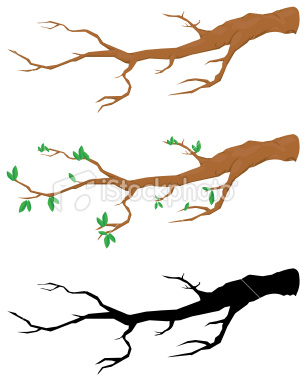 Tree with tree branches clipart banner freeuse Tree with tree branches clipart - ClipartFest banner freeuse