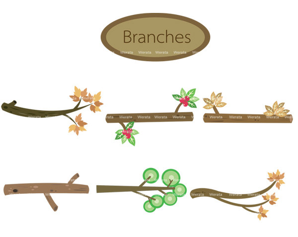 Tree with tree branches clipart svg black and white Tree Branch Clip Art & Tree Branch Clip Art Clip Art Images ... svg black and white