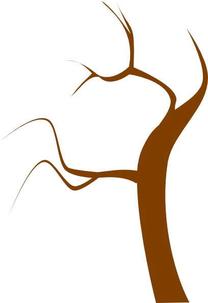 Tree with tree branches clipart svg transparent stock Tree Branches Clip Art & Tree Branches Clip Art Clip Art Images ... svg transparent stock