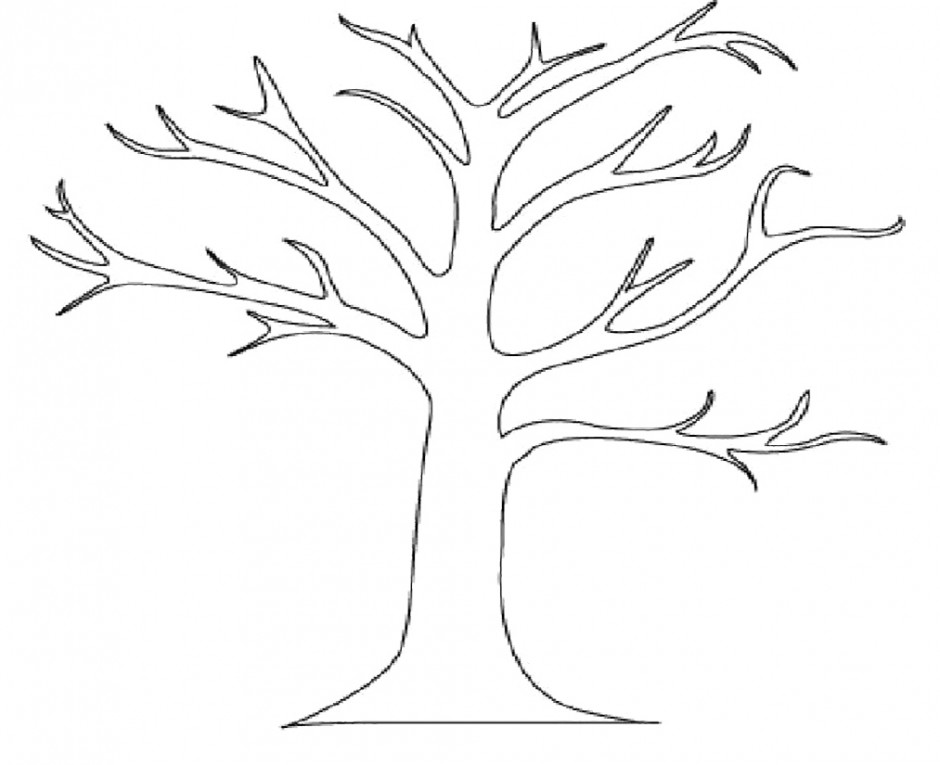Tree without leaves clipart black and white jpg royalty free download Tree without leaves clipart black and white - Clip Art Library jpg royalty free download