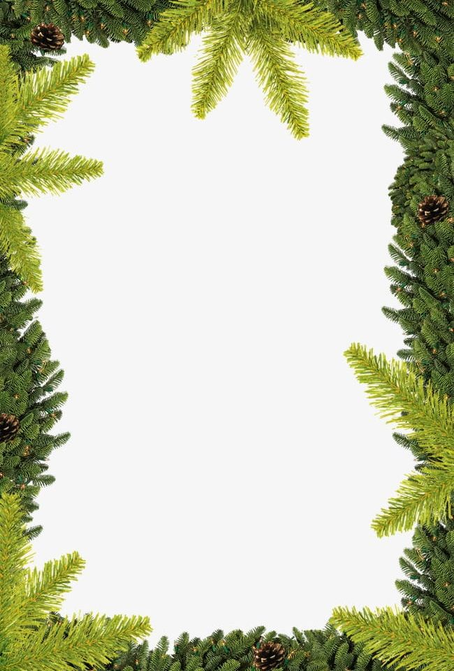 Trees Border PNG, Clipart, Border Clipart, Border Clipart ... png freeuse library