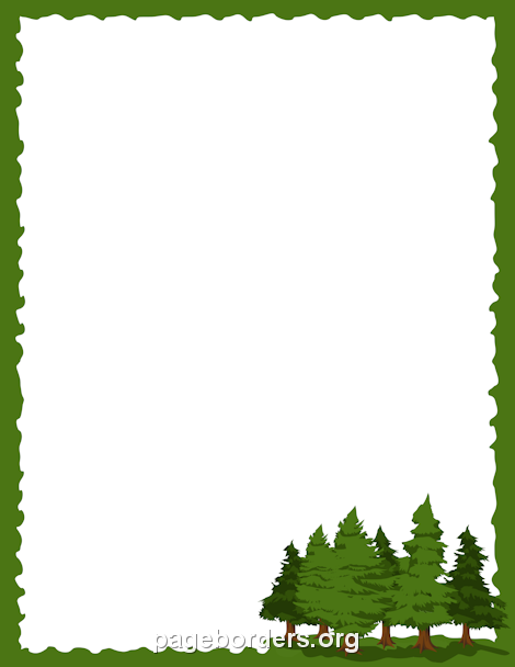 Trees clipart border royalty free stock Pin by Liza O. on Keretek | Tree borders, Page borders ... royalty free stock