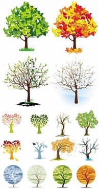 Trees clipart format free download graphic black and white library Tree free vector download (5,365 Free vector) for commercial ... graphic black and white library