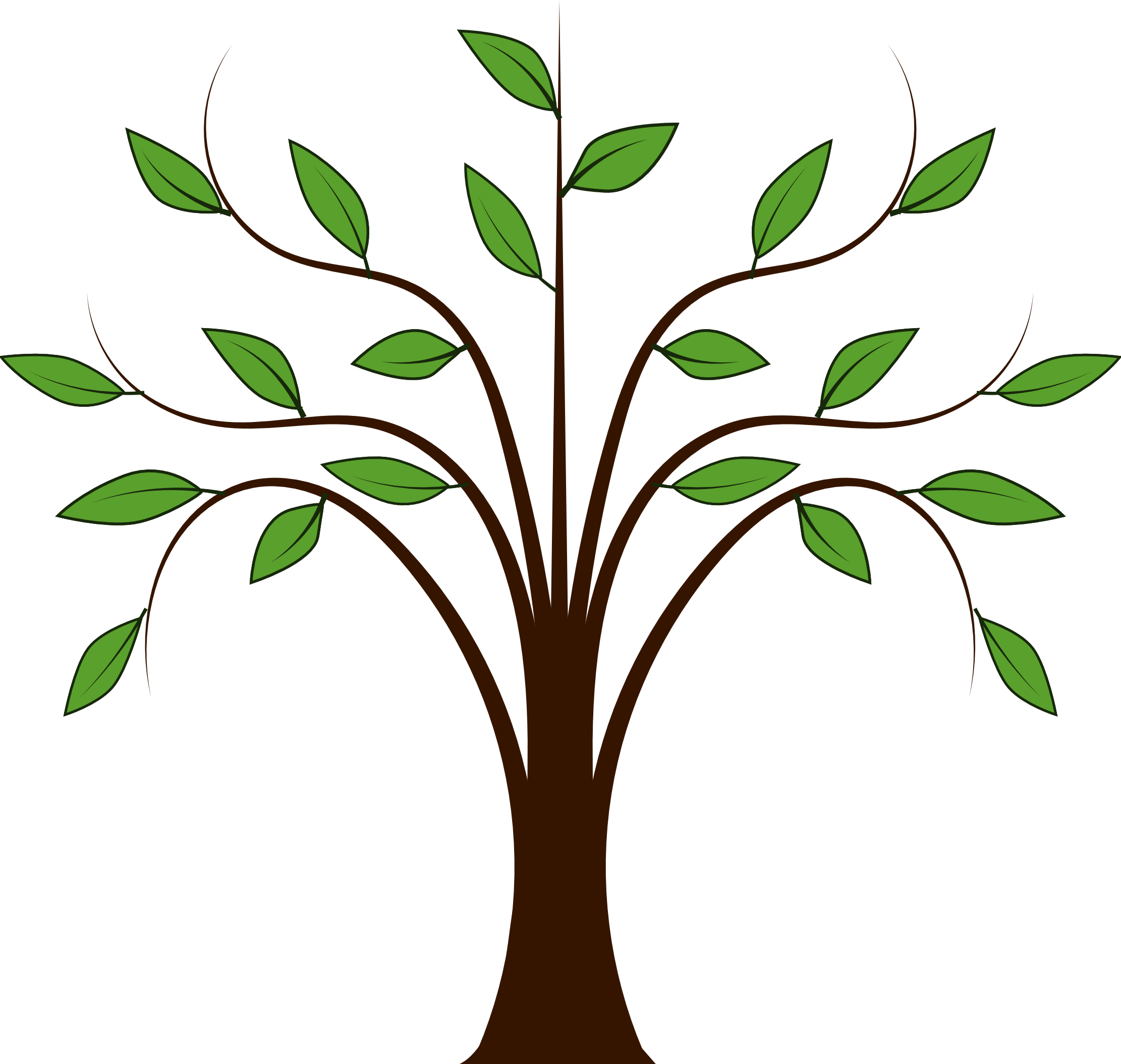 Trees clipart format free download free download Family Tree Drawing Free | Free download best Family Tree ... free download