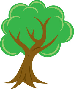 Trees cliparts svg library Transparent Tree Clipart - Clipart Kid svg library