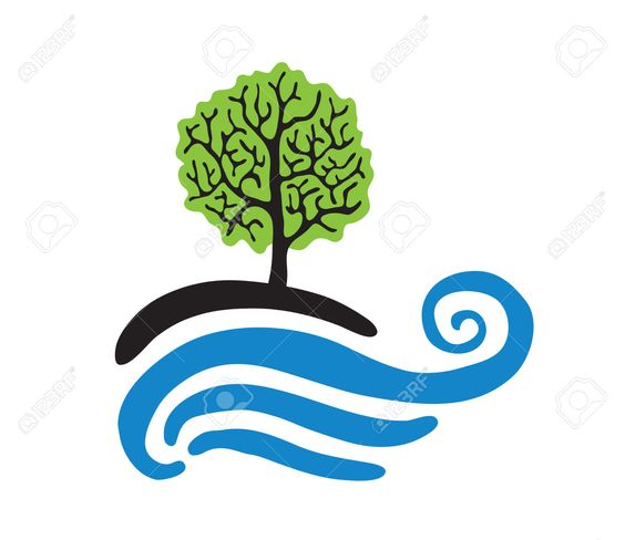 Trees water clipart jpg graphic library library logos with tree and water - Google Search | logo | Pinterest ... graphic library library