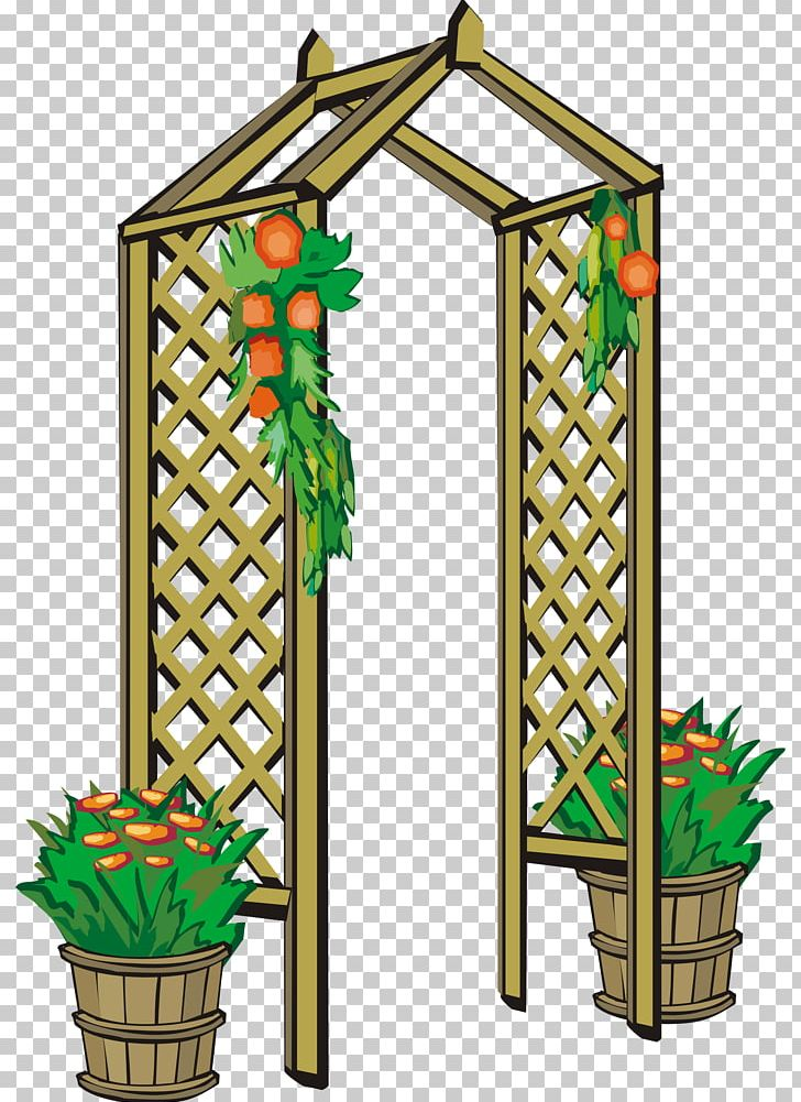 Trellis clipart png transparent download Trellis Garden Gazebo PNG, Clipart, Cartoon, Drawing, Email ... png transparent download