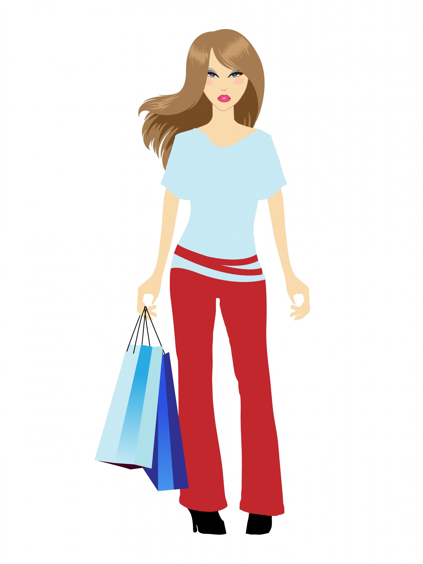 Trendy girl clipart clipart library download Woman,female,girl,person,lady - free photo from needpix.com clipart library download