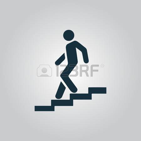 Treppe hinunter clipart svg royalty free library Treppe Lizenzfreie Vektorgrafiken Kaufen: 123RF svg royalty free library