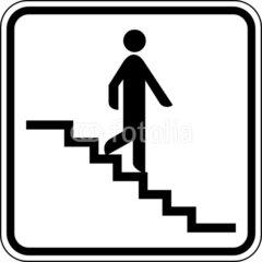 Treppe hinunter clipart svg freeuse library Auffahrrampen Aluminium, Verladestege, Halterungen - symbol ... svg freeuse library